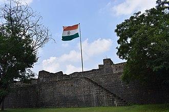 Ahmednagar Fort - Image: Ahmednagar fort