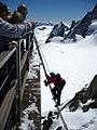 Aiguille du Midi alpinistes 7.JPG