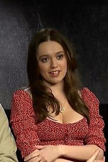 Aimee Lou Wood, gennaio 2019 su MTV International.jpg