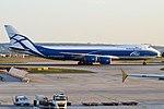AirBridgeCargo, VQ-BLQ, Boeing 747-8HVF (46716022285).jpg