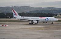 EC-JZL - A332 - Air Europa