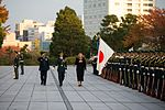 Air Force Secretary James at Guard of Honor Ceremony in Tokyo - Flickr - East Asia and Pacific Media Hub (2).jpg