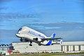 Airbus A300-600ST Beluga at Hamburg Finkenwerder Airport.jpg