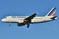Airbus A319-100 Air France (AFR) F-GPME - MSN 625 (10275881014).jpg