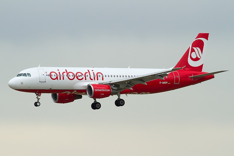 Airbus A320-214, Air Berlin JP7636395