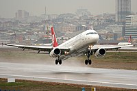 TC-JRL - A321 - Turkish Airlines