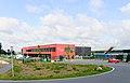 Airport Frankfurt fire station 4 - Fraport - Flughafen Frankfurt Feuerwache 4 - 03.jpg
