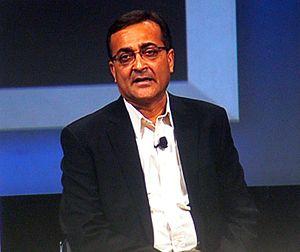 Ajay Bhatt - Image: Ajay Bhatt at Intel ISEF