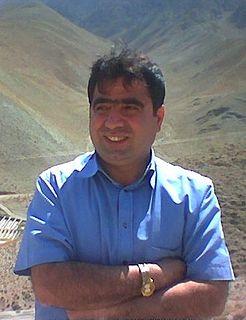 Akbar Mohammadi (student) Iranian activist