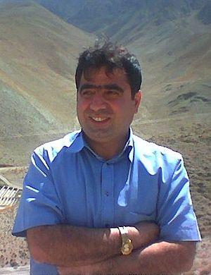 Akbar Mohammadi (student) - Image: Akbar mohammadi