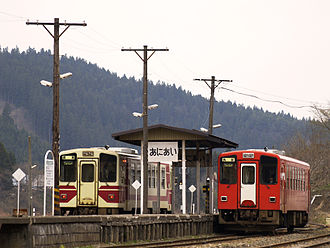 Akita Nairiku Line - AN-8800 series
