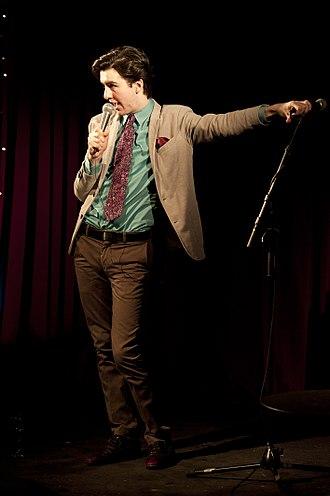 Al Porter - Al Porter on stage