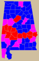 Alabama 2016 president to 2017 senate shift.png