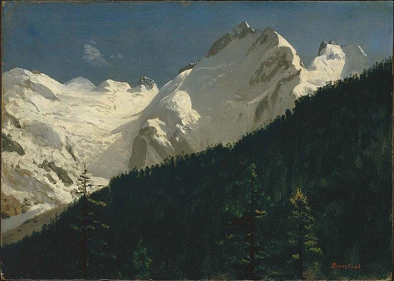 File:Albert Bierstadt - Piz Bernina, Switzerland.jpg
