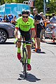 Alberto Bettiol of Cannondale Drapac before the start of Stage 2 in Modesto (34228300863).jpg