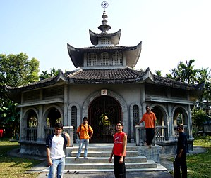 Kokrajhar Town - A Brahma Temple at Kokrajhar