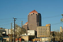 Albuquerque Plaza Tower 1st national.JPG