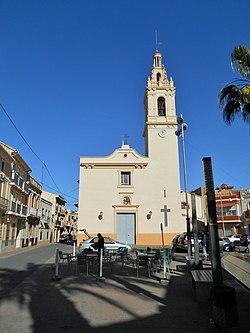 Alcàsser. Església de sant Martí Bisbe.jpg