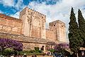 Alcazaba in Alhambra, Granada (6930663530).jpg