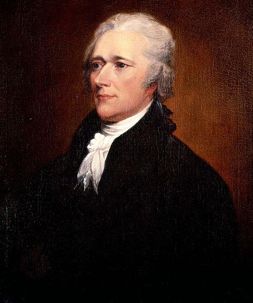 Alexander Hamilton S Room Nyc Meuseum Of American Finance