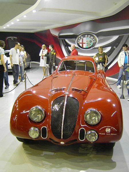 Image:Alfa Romeo 8C 2900B Lemans.jpg