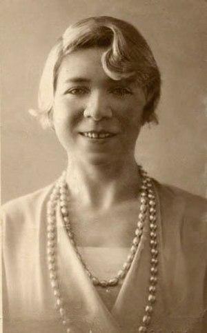 Alfonsina Storni - Alfonsina Storni nehe