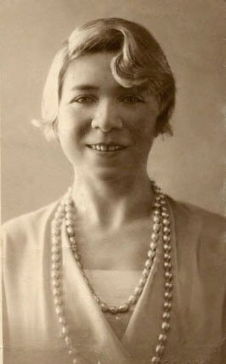 Alfonsina Storni - Image: Alfosina Storni