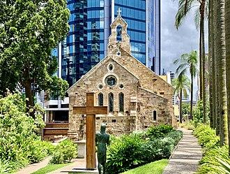 All Saints Anglican Church, Brisbane - Image: All Saints Anglican Church, Brisbane 14
