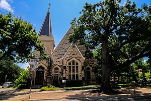 National Register of Historic Places listings in Travis County, Texas - Image: All Saints Chapel (1 of 1)