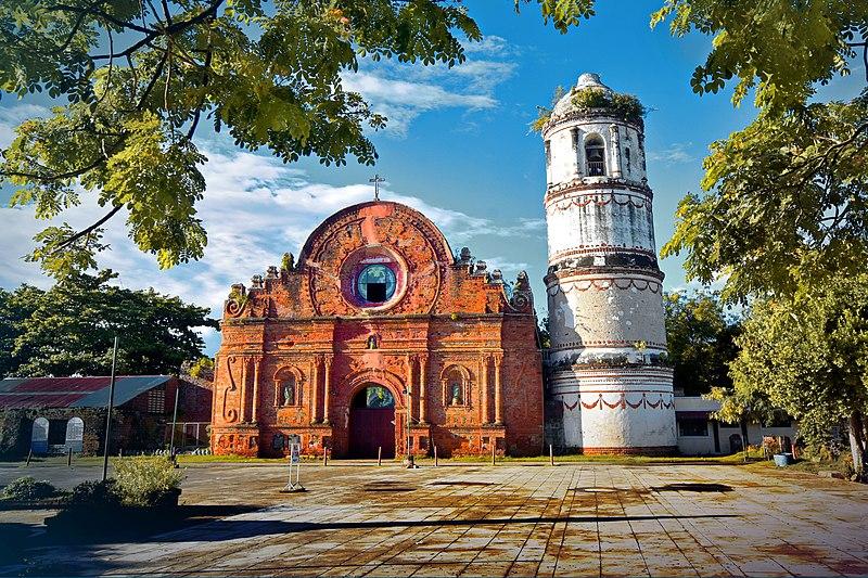 File:Allan Jay Quesada - Tumauini Cathedral - afternoon exterior DSC 0158.jpg