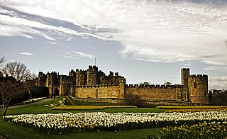 Castles in Great Britain and Ireland Wikimedia list article