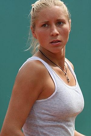 Alona Bondarenko - French Open 2008