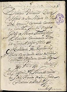 Alonso de Contreras Spanish privateer and writer