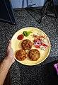 Aloo tikki and salad.jpg