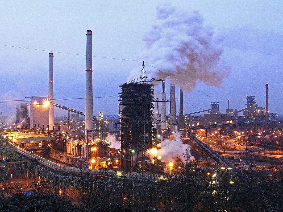Thyssenkrupp Stahlwerk Schwelgern Wikipedia