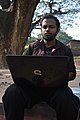Altab Hasib at Wikipedia 15 good article edit-a-thon and adda, Chittagong 1 (01).jpg
