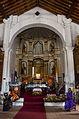 Altar de la Basílica Menor de Santiago Apóstol.jpg