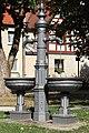 Altdorf bei Nürnberg - Brunnen vor dem oberen Tor - 1.jpg