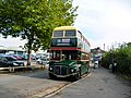 Alton - Routemaster bus outside the station - geograph.org.uk - 3168686.jpg