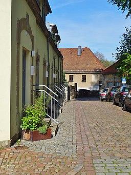 Am Schlossberg in Pirna