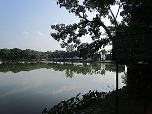 Haripur Upazila - Image: Amai Pond