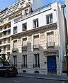 Ambassade du Cambodge en France, 4 rue Adolphe-Yvon, Paris 16e.jpg