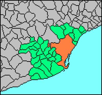 Àrea Metropolitana de Barcelona - Union of Municipalities
