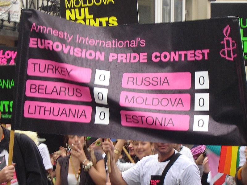 Amnesty International Gay 27