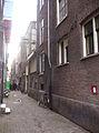 Amsterdam - Heintje Hoekssteeg - East end.JPG