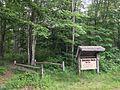 Anawan Rock, Rehoboth, Massachusetts-entrance.jpg