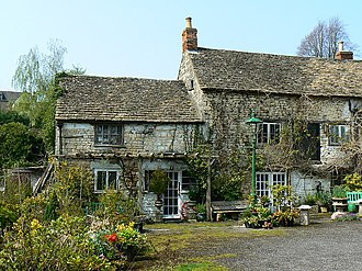 Wotton-under-Edge - Image: Ancient Ram Inn