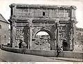 Anderson - Roma - n. 0018 - Arco di Settimio Severo.jpg