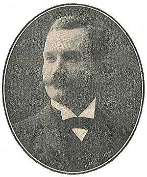 Johan Gunnar Andersson - Johan Gunnar Andersson circa 1906.