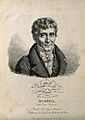 André-Marie-Constant Duméril. Lithograph by J. Boilly, 1822. Wellcome V0001703.jpg